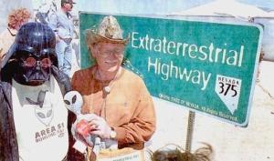 Lonnie hammargren ET Highway