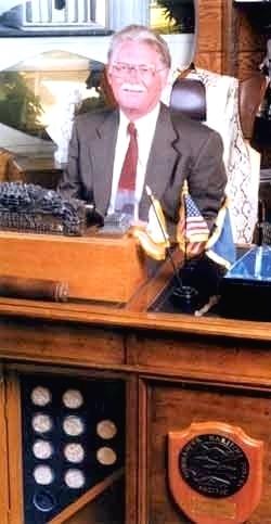 Lonnie Hammargren Lt. Governor of Nevada - Celebrity Homes Las Vegas