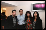 Backstage at Flamingo Las Vegas with Donny & Marie Osmond