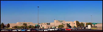 Green Valley High School campus, one of many throughout the Las Vegas Valley